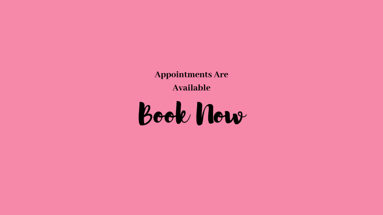 Appointments Are Available(1)